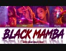 "aespa (에스파) - ""Black Mamba""【Lyrics/Audio】"