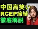 【RCEP締結で笑う中国】気になるニュース「RCEP」を解説。世界、中国、日本の今後を考える基礎知識
