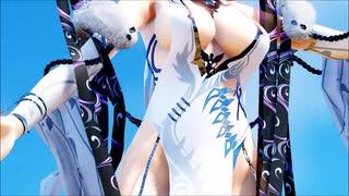 【MMD】TDA White Emperor Haku