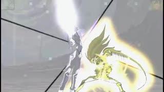 【MUGENキャラ作成】スクライド  劉鳳 vs カズマ_08
