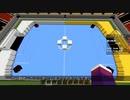 【minecraft】 マイクラでFallGuysのサッカーを再現してみた。【牧場鯖】