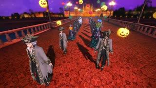 【MMDツイステ】Happy Halloween【12356章寮】