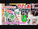 1000円ガチャで鬼滅のグッズが、エキドナの顔を似せてみた。