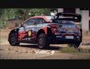 WRC9 トヨタヤリスで走ってみました。(ラリーフィンランド紹介)#62
