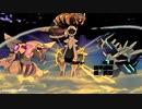【シンオウ伝説】アルセウスとその息子たちを神々しくしてみた【ポケモンDPt】