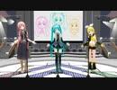 【MMD杯ZERO3予告動画】あなただけのわたしだから【オリジナル曲MV】