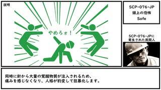 【ゆっくり紹介】SCP-076-JP【頭上の恐怖】