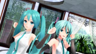 【MMD】Twinkle Days【Tac式・つみ式】