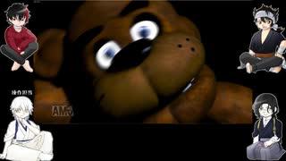 【単発実況】罠コンビは深夜警備のバイトをはじめました【Five Nights at Freddy's】最終回