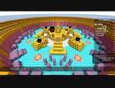 【minecraft】 マイクラでFallGuysのしっぽとりを再現してみた。【牧場鯖】