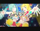 Jumpin' up↑↑ / 初音ミク×鏡音リン