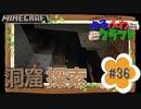ゆるふわクラフト#36『洞窟探索』