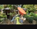 【フィギュアでアウトドア撮影】ALTER朧村正 弓弦葉