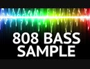 808 BASS Sample Collection(Download)