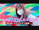 さえさえチャンネルラジオ第29回/文化庁のやつ後編