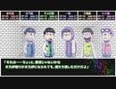 【卓ゲ松さんCoC】六つ子の『毒入りスープ』#03