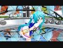 【MMD】 ちびあぴミクで♪恋愛デコレート♪ [1080P60fps]