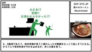 【ゆっくり紹介】SCP-372-JP【熱々のラーメン】