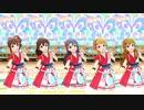 【ミリシタ】閃光☆HANABI団(奈緒・美奈子・紗代子・のり子・海美)「Glow Map」【ソロMV(編集版)】