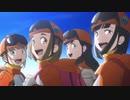 【複合MAD】TVアニメ×GOOD LUCKY!!!!!