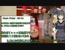【飲み物祭2020】京町セイカの今日のお酒 9本目~ ショパンウォッカ(赤) ~
