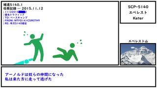 【ゆっくり紹介】SCP-5140【エベレスト】