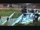 【インド】河川清掃船