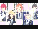 【MMD】ガチ百合の女王 【Knights】