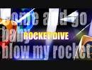 【ONE】ROCKET DIVE【hideカバー】