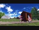 【第12回東方ニコ童祭Ex】みすちーと響子ちゃんが屋台を出すだけ【東方MMD】