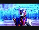 【MMD杯ZERO3参加動画】Vulcan ~Versus Road~【再現MMD】