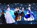 【MMDクリスマス】 オリキャラオールスター「主よ、人の望みの喜びよ(バッハ)」