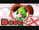 【MMD】Booo!(唄:飛良ひかり 踊:日ノ隈らん)【1080p】