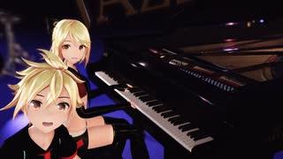 【MMD杯ZERO3参加動画】ワンルーム・オール・ザット・ジャズ【ピアノ・ベースモーション配布】