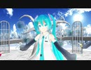 【MMD杯ZERO3参加動画】Snow Fairy Story【arue式改変とりぷるばか】
