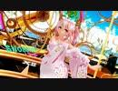 MMD【曼珠沙華】Tda式 弱音ハク 重音テト kimono style【Ray】【N3】【重音テトモデル配布】