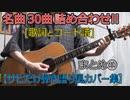 【名曲 詰め合わせ①】サビだけ弾き語り風 covered by hiro'【歌詞&コード進行ありの実演動画】
