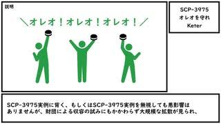 【ゆっくり紹介】SCP-3975【オレオを守れ】