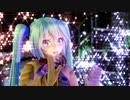 【MMD】 好き!雪!本気マジック  ミク テト ハク
