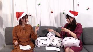 【前半無料】原奈津子&小見川千明、クリスマスイブイブスペシャル!