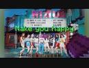 【Minecraft】「Make you happy / NiziU」コマンド駆使してピアノ演奏