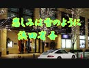 ●悲しみは雪のように 浜田省吾 歌ってみました