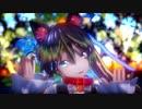 【MMD】猫耳ミクさんで 好き!雪!本気マジック 【つみ式お着替え初音ミク】