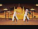 【東方MMD】チャイナドレス風スカーレット姉妹でLamb.【モデル配布あり】