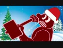 レ ッ ド マ ン クリスマスの陣.game&watch