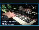 「戦場のメリクリスマス」を弾いてみた