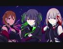 【手描きMAD】TVアニメ『ストレイライト~アイドルマスターシャイニーカラーズ異聞~』ノンテロップOP『Wandering Dream Chaser』