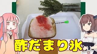 変なグルメで日本一周!山形編「酢だまり氷」【VOICEROID解説】