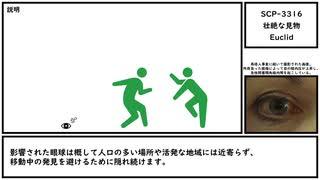 【ゆっくり紹介】SCP-3316【壮絶な見物】