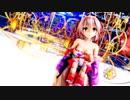 MMD【劣等上等】Tda式 重音テト【Ray】【N3】